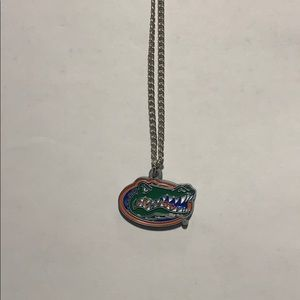 Jewelry - Florida gators necklace